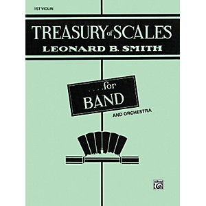 Alfred-Treasury-of-Scales-for-Band-and-Orchestra-1st-Violin-Standard
