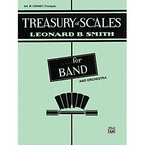 Alfred-Treasury-of-Scales-for-Band-and-Orchestra-3rd-B-Flat-Cornet-Standard