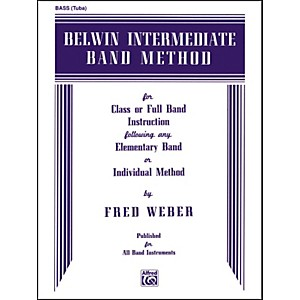 Alfred-Belwin-Intermediate-Band-Method-Bass--Tuba--Standard