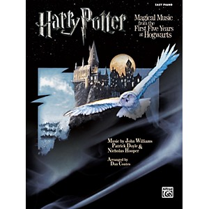 Alfred-Harry-Potter-Magical-Music-Easy-Piano-Standard