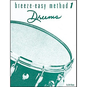 Alfred-Breeze-Easy-Method-for-Drums-Book-I-Standard