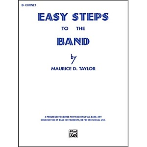 Alfred-Easy-Steps-to-the-Band-B-Flat-Cornet--Trumpet--Standard