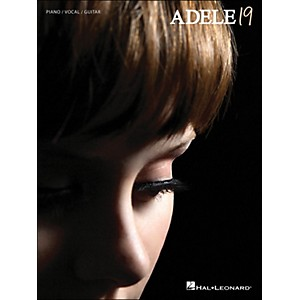 Hal-Leonard-Adele---19-arranged-for-piano--vocal--and-guitar--P-V-G--Standard