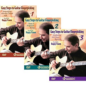 Homespun-Easy-Steps-To-Guitar-Fingerpicking-1-2-3--DVD--Standard