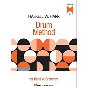 Hal-Leonard-Haskell-W--Harr-Drum-Method-Book-Two-Standard