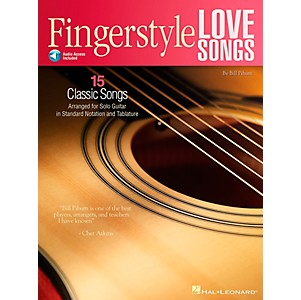 Hal-Leonard-Fingerstyle-Love-Songs---15-Romantic-Classics-Arranged-For-Solo-Guitar--Book-CD--Standard