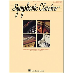 Hal-Leonard-Symphonic-Classics-2nd-Edition-For-Piano-Solo-Standard