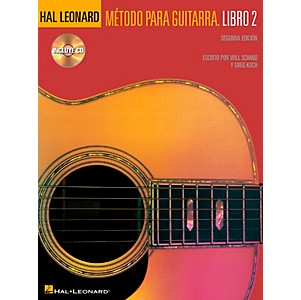 Hal-Leonard-Spanish-Book-2-Book-CD-Second-Edition-Hal-Leonard-Guitar-Method-Standard