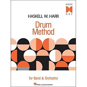 Hal-Leonard-Haskell-W--Harr-Drum-Method---Book-One-Standard