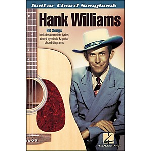 Hal-Leonard-Hank-Williams---Guitar-Chord-Songbook-Standard
