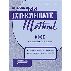 Hal-Leonard-Rubank-Intermediate-Method-Oboe-Standard
