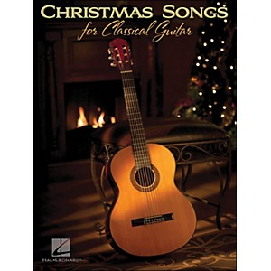 Hal-Leonard-Christmas-Songs-For-Classical-Guitar--Standard-Notation---Tab--Standard