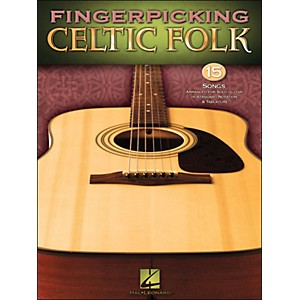 Hal-Leonard-Fingerpicking-Celtic-Folk---15-Songs-Arr--For-Solo-Guitar-In-Standard-Notation---Tab-Standard
