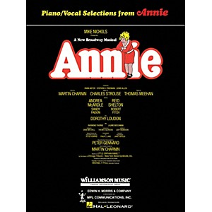 Hal-Leonard-Annie-arranged-for-piano--vocal--and-guitar--P-V-G--Standard