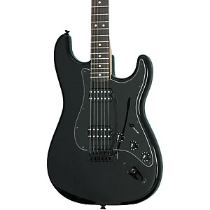 Squier-Bullet-HH-Stratocaster-Electric-Guitar-with-Tremolo-Black