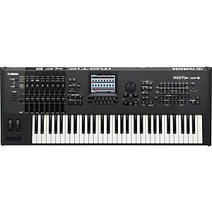Yamaha-MOTIF-XF6-61-Key-Music-Production-Synthesizer-Standard