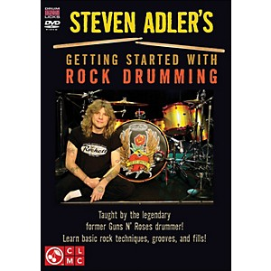 Cherry-Lane-Steven-Adler-s-Getting-Started-With-Rock-Drumming--DVD--Standard