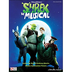 Cherry-Lane-Shrek---The-Musical-arranged-for-piano--vocal--and-guitar--P-V-G--Standard