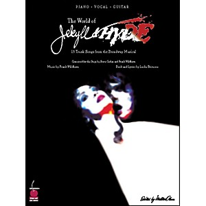 Cherry-Lane-The-World-Of-Jekyll-And-Hyde---15-Trunk-Songs-From-The-Broadway-Musical-arranged-for-piano--vocal--a-Standard