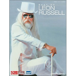 Cherry-Lane-Leon-Russell--Best-Of-arranged-for-piano--vocal--and-guitar--P-V-G--Standard