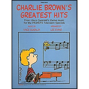 Hal-Leonard-Charlie-Brown-s-Greatest-Hits-Piano-Solos-Standard