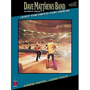 Cherry-Lane-Dave-Matthews-Band-Just-The-Riffs-Violin-Edition-Standard