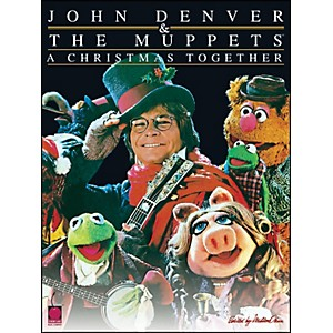 Cherry-Lane-John-Denver---The-Muppets-A-Christmas-Together-arranged-for-piano--vocal--and-guitar--P-V-G--Standard