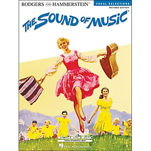 Hal-Leonard-The-Sound-Of-Music-Vocal-Selections-Revised-Edition-arranged-for-piano--vocal--and-guitar--P-V-G--Standard