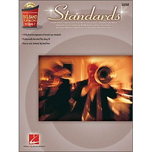 Hal-Leonard-Standards---Big-Band-Play-Along-Vol--7-Guitar-Standard