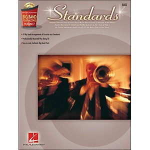 Hal-Leonard-Standards---Big-Band-Play-Along-Vol--7-Bass-Standard