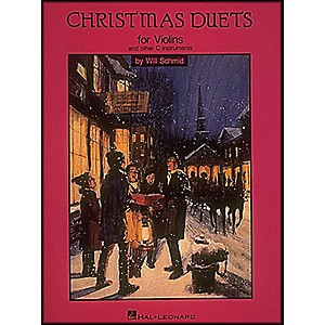 Hal-Leonard-Christmas-Duets-For-Violin-And-Other-C-Instruments-Standard