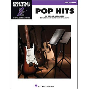 Hal-Leonard-Pop-Hits-Essential-Elements-Guitar-Ensembles-Late-Beginner-Standard