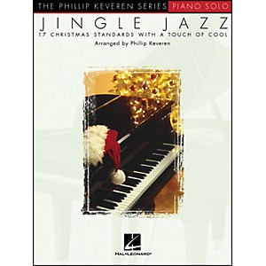 Hal-Leonard-Jingle-Jazz-Piano-Solo---17-Christmas-Standards-With-A-Touch-Of-Cool-By-Phillip-Keveren-Standard