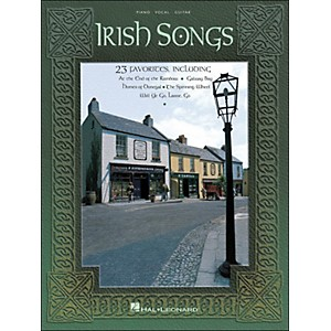 Hal-Leonard-Irish-Songs-arranged-for-piano--vocal--and-guitar--P-V-G--Standard