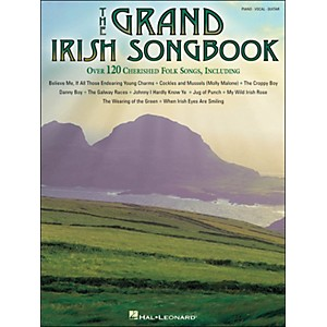 Hal-Leonard-The-Grand-Irish-Songbook-arranged-for-piano--vocal--and-guitar--P-V-G--Standard