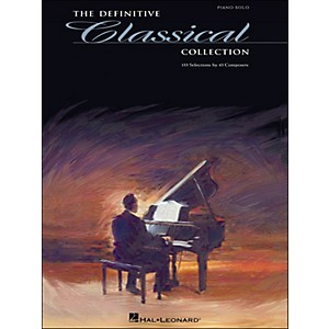 Hal-Leonard-Definitive-Classical-Collection-For-Piano-Solo-Standard