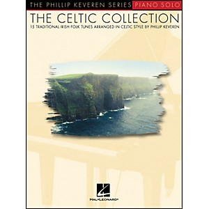 Hal-Leonard-Celtic-Collection-For-Solo-Piano---15-Traditional-Irish-Folk-Songs----Phillip-Keveren-Series-Standard