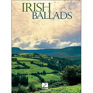 Hal-Leonard-Irish-Ballads-arranged-for-piano--vocal--and-guitar--P-V-G--Standard