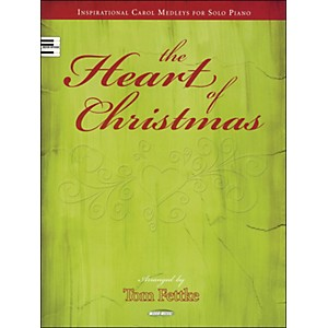 Word-Music-The-Heart-Of-Christmas-arranged-for-solo-piano-Standard
