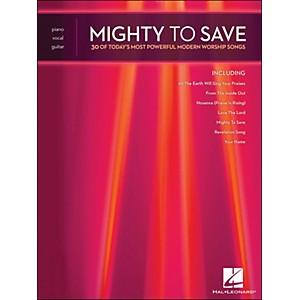 Integrity-Music-Mighty-To-Save---30-Of-Today-s-Most-Powerful-Modern-Worship-Songs-arranged-for-piano--vocal--and-gui-Standard