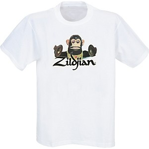 Zildjian-Monkey-T-Shirt-Small