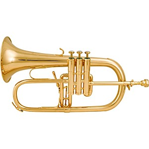 Schilke-1040-FL-Custom-Series-Bb-Flugelhorn-1040-FL-GP-Gold-Plated