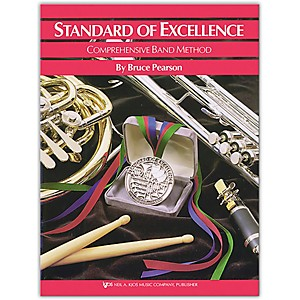KJOS-Standard-Of-Excellence-Book-1-Trumpet-Standard