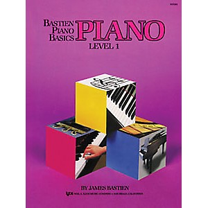 KJOS-Bastien-Piano-Basics--Piano-Level-1-Standard