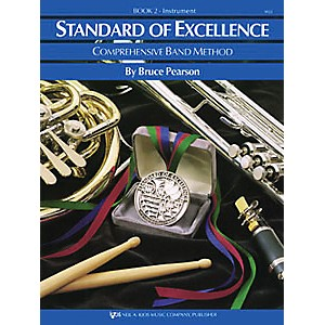 KJOS-Standard-Of-Excellence-Book-2-Drums-Mallet-Percussion-Standard