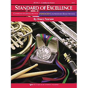 KJOS-Standard-Of-Excellence-Book-1-Conductor-Score-Standard