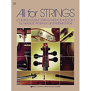 KJOS-All-For-Strings-Book-1-Violin-Standard