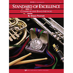 KJOS-Standard-Of-Excellence-Book-1-Tuba-Standard