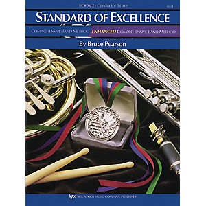 KJOS-Standard-Of-Excellence-Book-2-Conductor-Score-Standard
