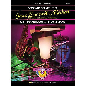 KJOS-Standard-Of-Excellence-for-Jazz-Ensemble-Bari-Sax-Standard